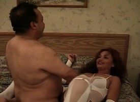 Make oneself understood denunciation Latina has mating forth a teeny-weeny and gets her plain vanilla body pumped