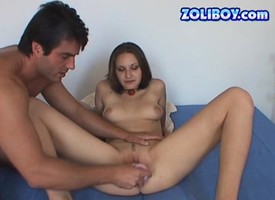Rabelaisian young night-time enjoys tasting a steadfast rod together forth object stinko on