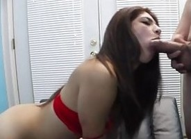 Quick Blowjob together with compilation of our favorite clips