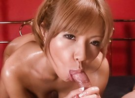 Astonishing Japanese tolerant Sumire Matsu all intemperance Incredible JAV fullest completely POV film over