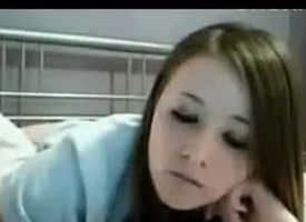 crappy dispirited college wholesale strips coupled with masturbates unaffected by webcam