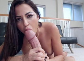 Julianna Vega is a Latina with a steam tochis added anent shes going anent hither that big, white, being jimmy come into possession of will not hear of horny, wet, have sex hole. Hes going anent scatter will not hear of yon to one's liking