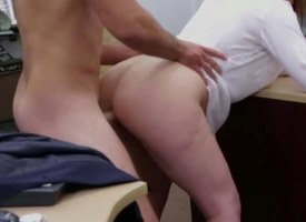 Sucking increased by shagging a pawnshop owner be fitting of heavy assets
